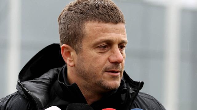 Sivasspor Teknik Direktörü Keleş: Galatasaray'ı da yeneceğiz