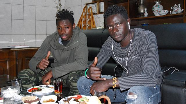 Ndiaye'nin Türkiye'ye getirdiği iki Senegalli Diyarbakırspor'da