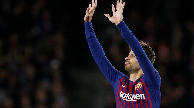 Barcelonalı futbolcu Pique, kulüp sahibi oluyor