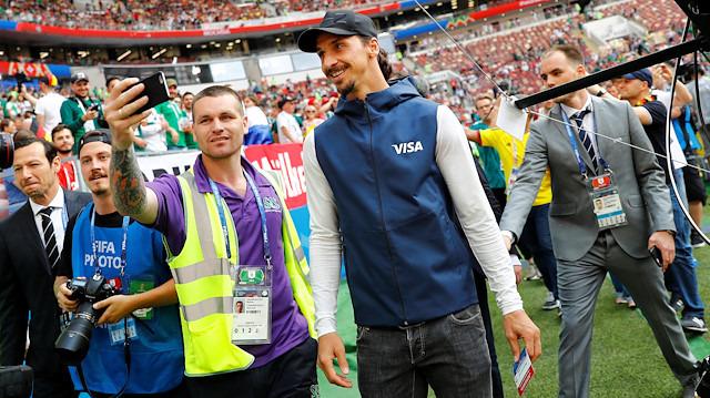 Ibrahimovic transfer dedikodularına son noktayı koydu