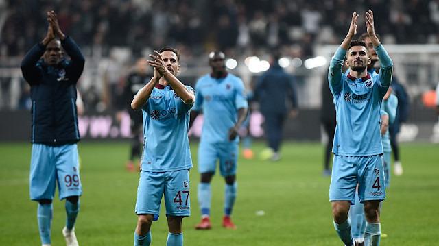 Trabzonspor 82 haftalık özleme son verdi