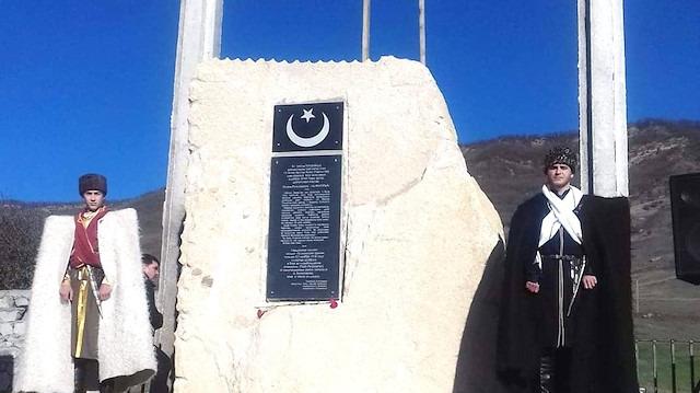 Dağıstan'da Türk şehitliği anıtı tartışması