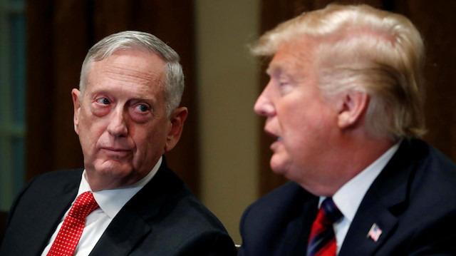 Trump'ın Suriye kararı, kabineyi sarstı