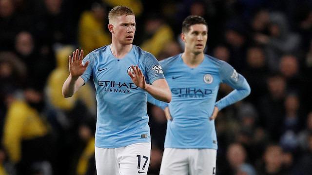 Manchester City irtifa kaybediyor