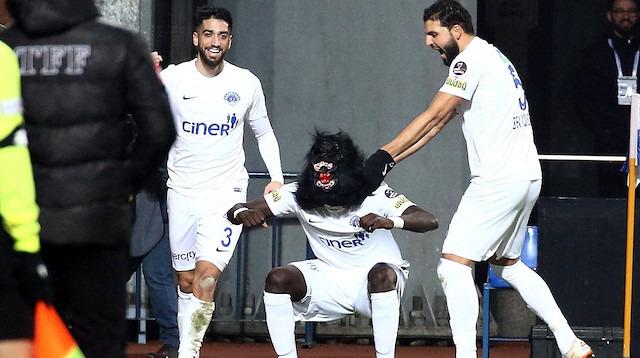 Fenerbahçe'den fazla gol attı