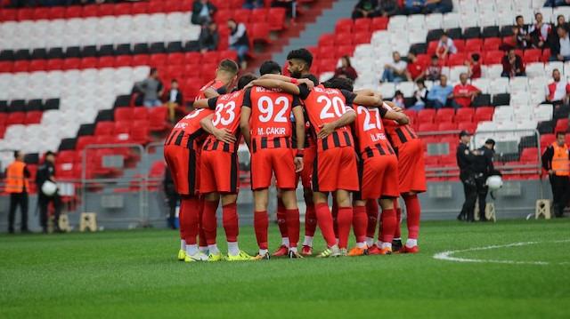FIFA'dan Gaziantespor'a ağır ceza