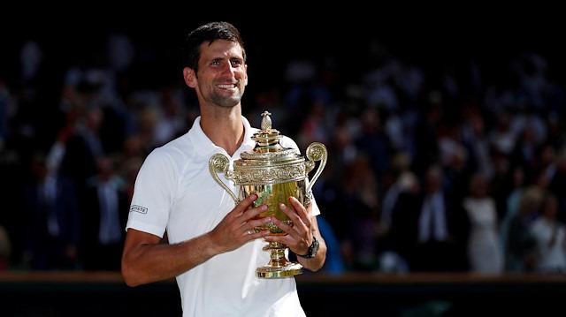 Yılın sporcusu Djokovic