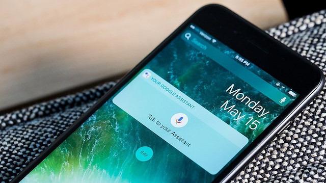 Türkçe destekli Google Asistan iPhone'larda kullanılabilir durumda