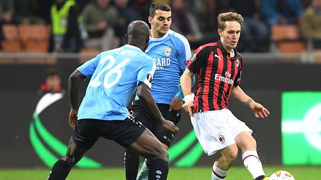 Beşiktaş, Milan'la transfer görüşmesinde