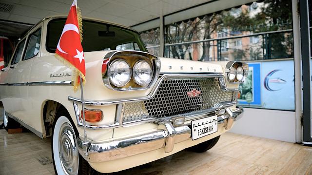 İlk yerli otomobil Devrimi 105 bin kişi ziyaret etti