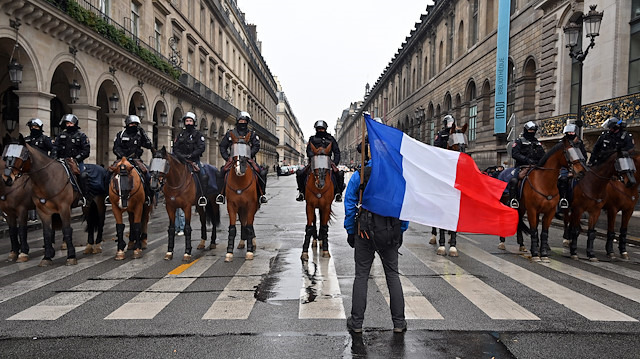 Macron'dan açık mektup: Ulusal Müzakere