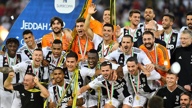 Ronaldo attı, Juventus kupaya uzandı