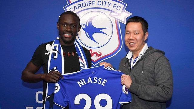 Niasse'ın yeni takımı açıklandı