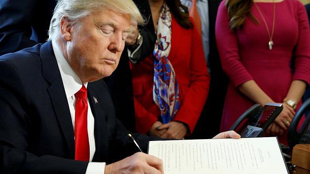 Trump, ABD heyetinin Davos seyahatini de iptal etti