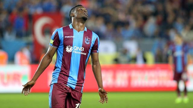 Ekuban'dan ilginç istatistik: 73 saniyede 2 gol