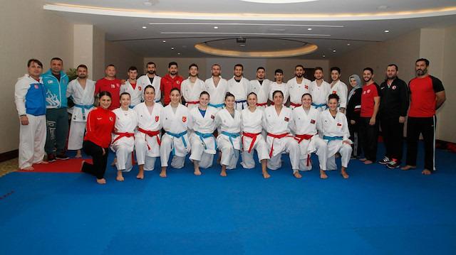 Karatede sezon Paris'te başlıyor