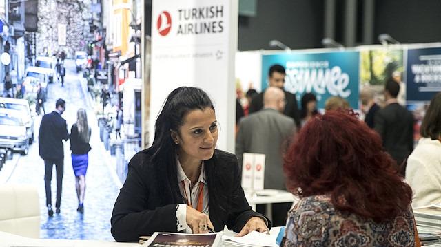 New York seyahat fuarına Türkiye damgasını vurdu