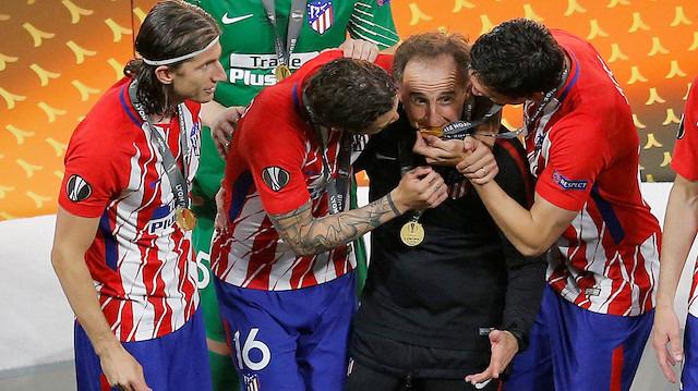 Atletico Madrid'in fizyoterapisti gözaltına alındı