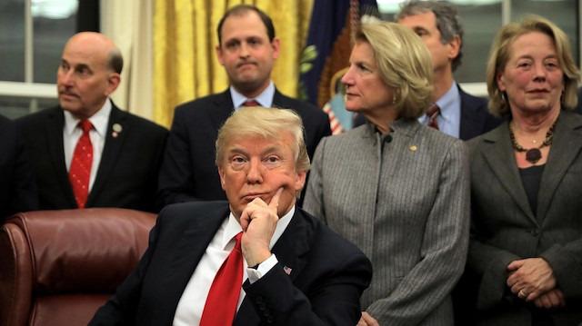 Trump: Demokratlarla duvar konusunda uzlaşmaya varılacağından şüpheliyim