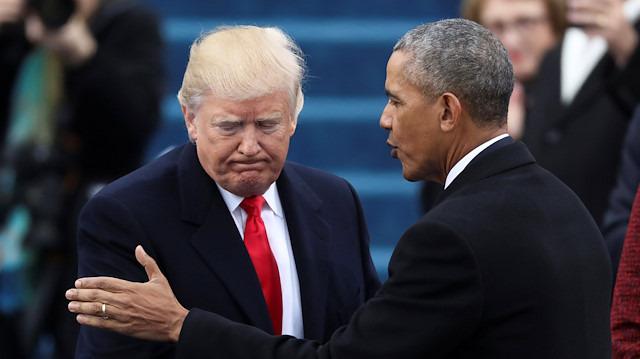 Donald Trump: Obama bütün gün basketbol izliyordu