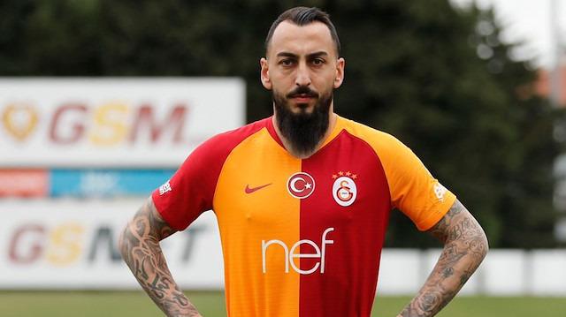 Mitroglou resmen Galatasaray'da