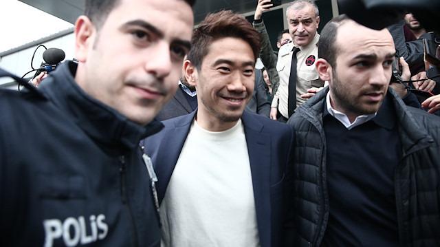 Kagawa resmen Beşiktaş'ta