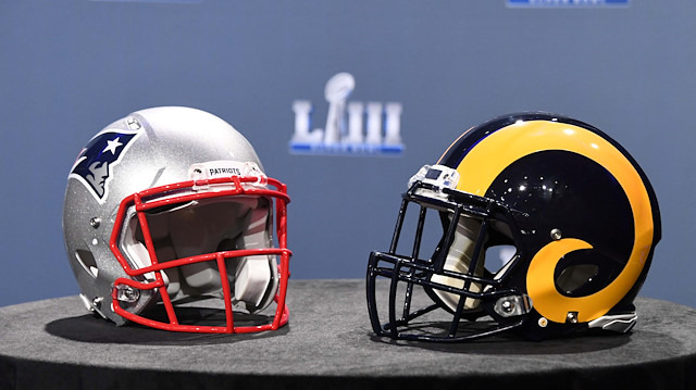 Super Bowl Rehberi: New England Patriots vs. Los Angeles Rams