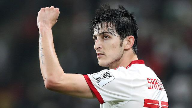 Sardar Azmoun Zenit'te