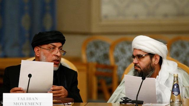 Afgan siyasetçiler Taliban ile Moskova'da görüşecek