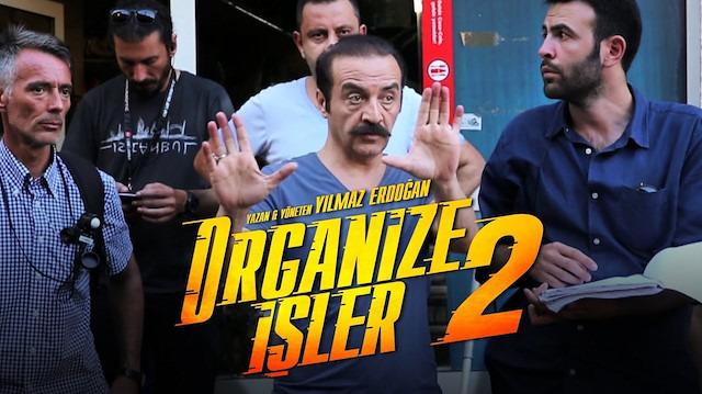 Sinemada krizi tek başına yenen film: Organize İşler 2