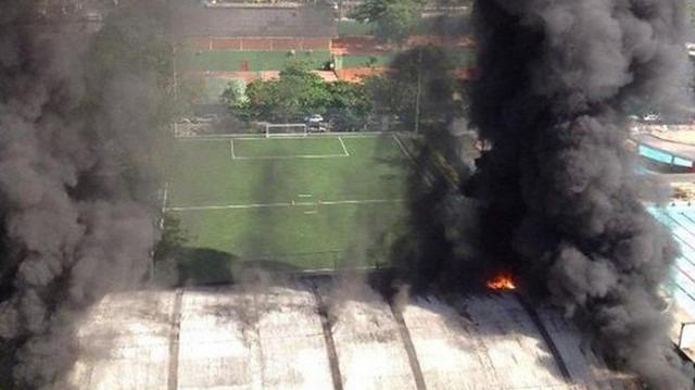 Flamengo tesislerinde yangın: 10 futbolcu hayatını kaybetti