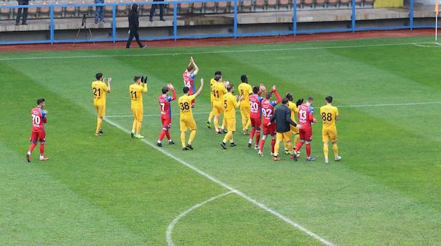 Eskişehirspor'dan fair-play örneği