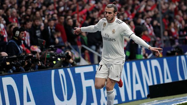Madrid derbisinde kazanan Real