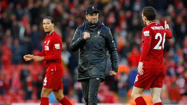 Liverpool liderlik koltuğunu geri aldı