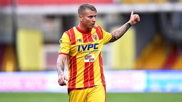 Galatasaray'ı reddetti, 2. Lig'e kiralandı
