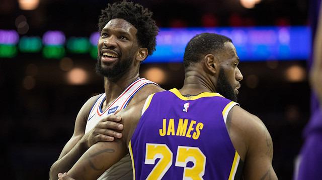 Furkan Korkmaz'lı 76ers, Lakers'ı farklı yendi