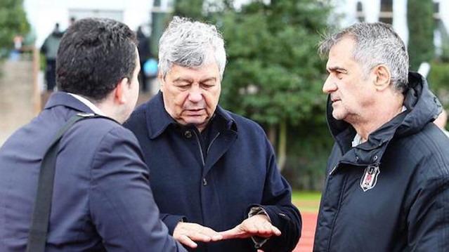 Lucescu'dan Şenol Güneş'e: Takımı sana hazırlıyorum
