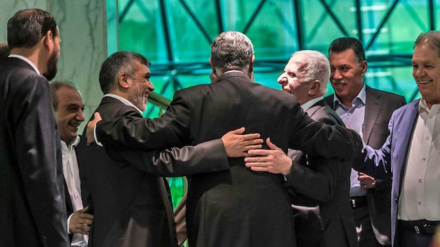 Hamas-Fetih müzakereleri yeniden başlıyor