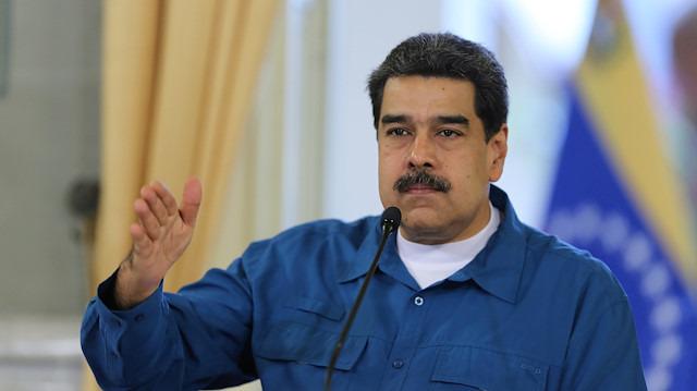 Maduro dünyadan destek istedi