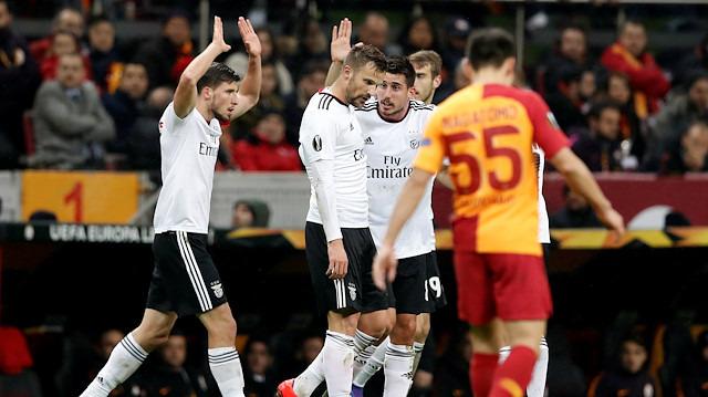 Galatasaray turu Portekiz'e bıraktı
