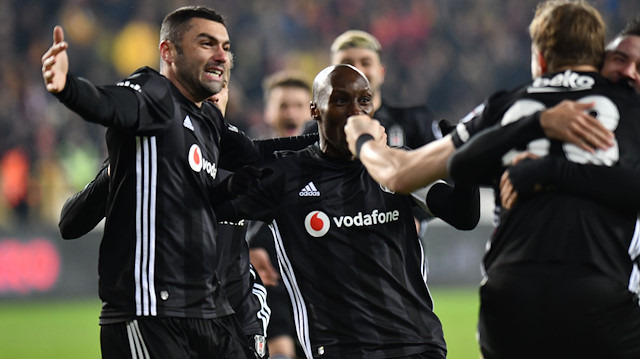 Beşiktaş, Malatya deplasmanını kayıpsız geçti