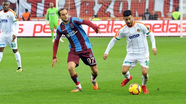 Trabzonspor Cisse'yi durduramadı