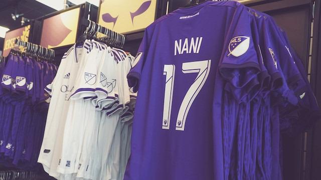 Nani'nin yeni durağı MLS