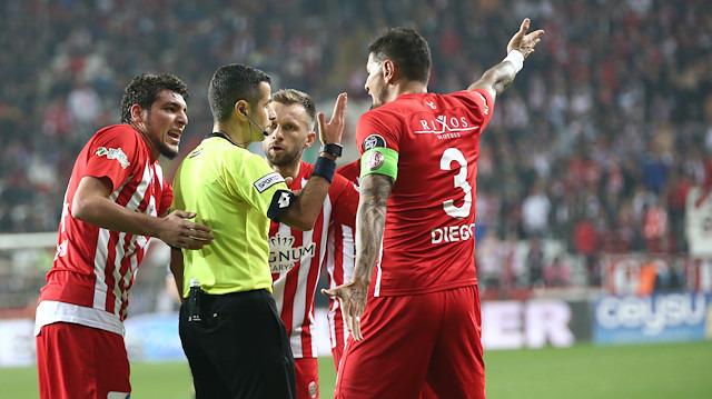 Antalyaspor'dan Mete Kalkavan tepkisi