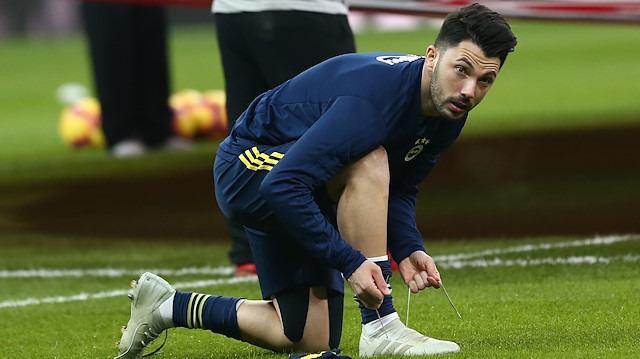 UEFA Tolgay Arslan'ın golünü paylaştı