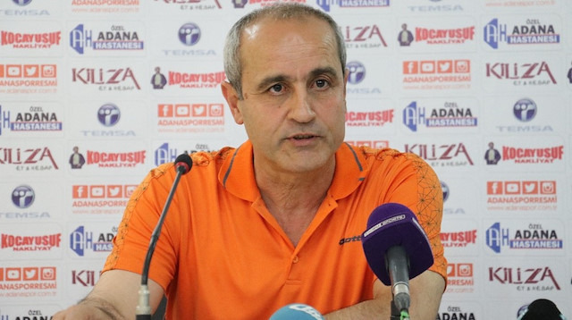 Adanaspor'un 'nöbetçi' hocası