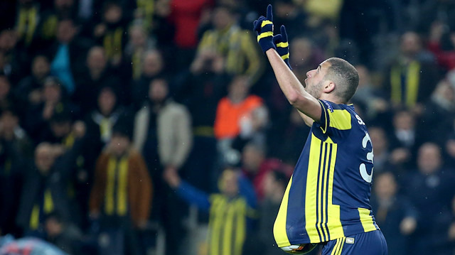 Fenerbahçe'ye Slimani müjdesi