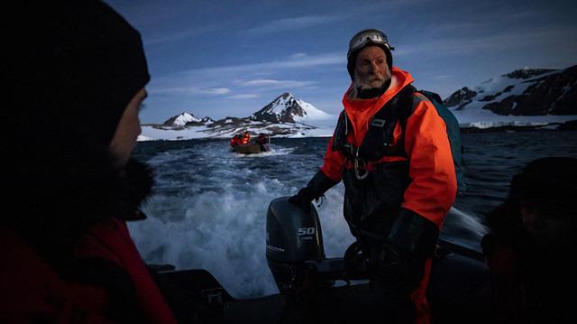 Antarktika'daki ilk meteoroloji istasyonumuz kuruldu