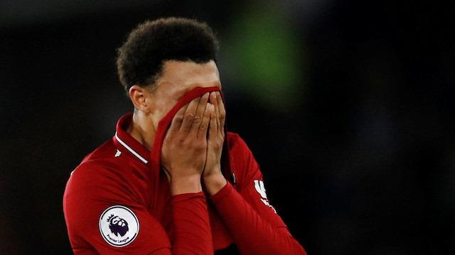 Liverpool liderliği kaptırdı