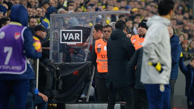 Fenerbahçe'den Rizespor maçının hakemine teşekkür
